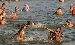 Сезон купания в водоемах – в самом разгаре