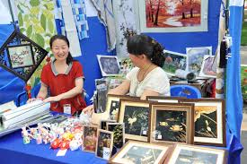 Завершается фестиваль «Российско-китайская ярмарка культуры и искусства»