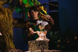 Театр кукол показал спектакль «Сказочный калейдоскоп»