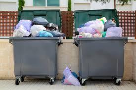 Борьба с лишним мусором в Благовещенске продолжается
