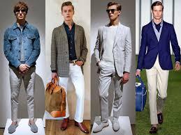 Современные тенденции мужской моды