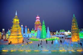 В Харбине откроется фестиваль льда и снега