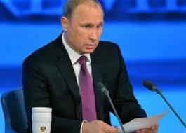 На пресс-конференции Президент ответил на вопрос о задолженности регионов