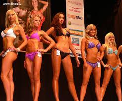 В Международный женский день состоится конкурс «Мисс фитнес»