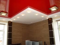 Натяжные потолки в различных стилях интерьера помещения