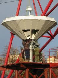 В Благовещенске завершён монтаж передающей антенны