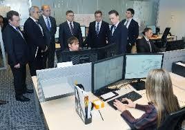 Открыт седьмой по счёту офисный центр  НИПИГАЗа