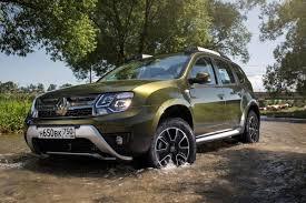 Renault Duster  – кроссовер для всех случаев жизни