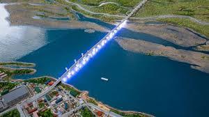 Начинается строительство моста через Амур в районе Благовещенска и Хэйхэ