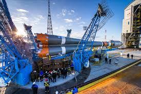 28 апреля с космодрома Восточный Амурской области запустили первую ракету