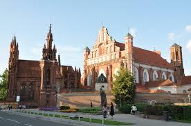 Сдержанное очарование Литвы понравится туристам любого возраста