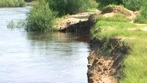 Уровень воды в реках Приамурья постепенно снижается