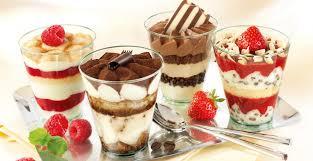 Какие бывают десерты