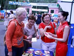 Скоро откроют очередную российско-китайскую культурную ярмарку