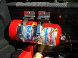 Выбор автомобильного огнетушителя