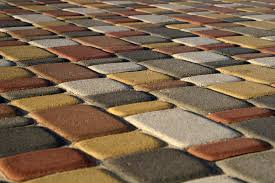 Тротуарная плитка Автострой – разнообразие цветов и форм