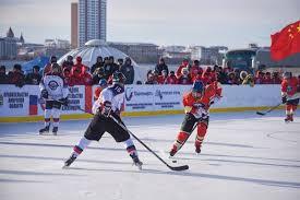 Амурская область развивает спортивные отношения с соседним Китаем