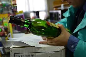 В Амурской области появилось много поддельного алкоголя
