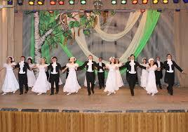 Танцевальный коллектив «Ровесники» вновь отличился