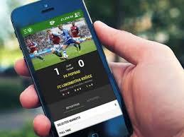 Ставки на спорт в мобильном телефоне