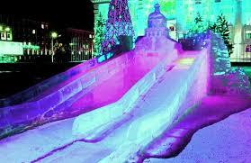 Срок работы снежного городка в областном центре продлили