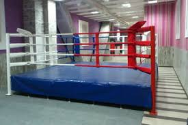Что нужно знать о боксерском ринге