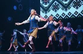 Гала концерт областного танцевального конкурса