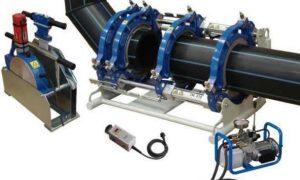 Самый умный аппарат для соединения пластиковых труб