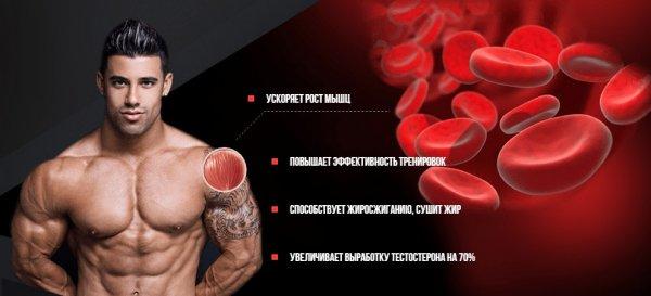 Анаболические стероиды:  в чем польза и вред