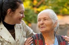 Пожилым людям нужна забота