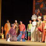 В областной центр с гастролями приехал театр из Якутии