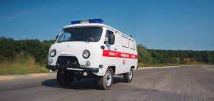 Автомобиль для больницы Сковородинского района
