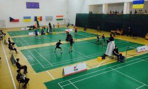 В сентябре состоится международный турнир по бадминтону
