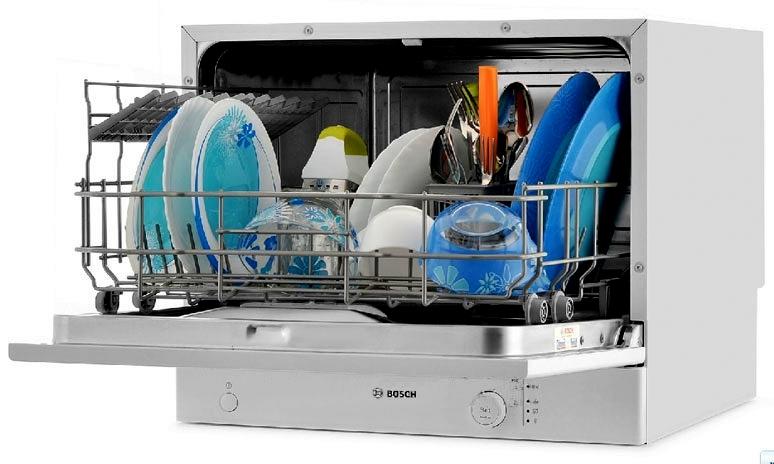 Посудомоечная машина – не роскошь, а помощник в хозяйстве