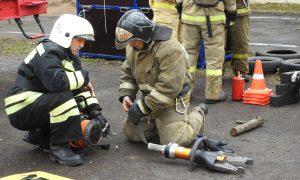 Состязания для пожарных