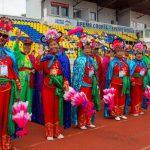 В Благовещенске прошел танцевальный марафон с необычными участниками