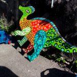 Амурозавры украсили задание областного палеонтологического музея