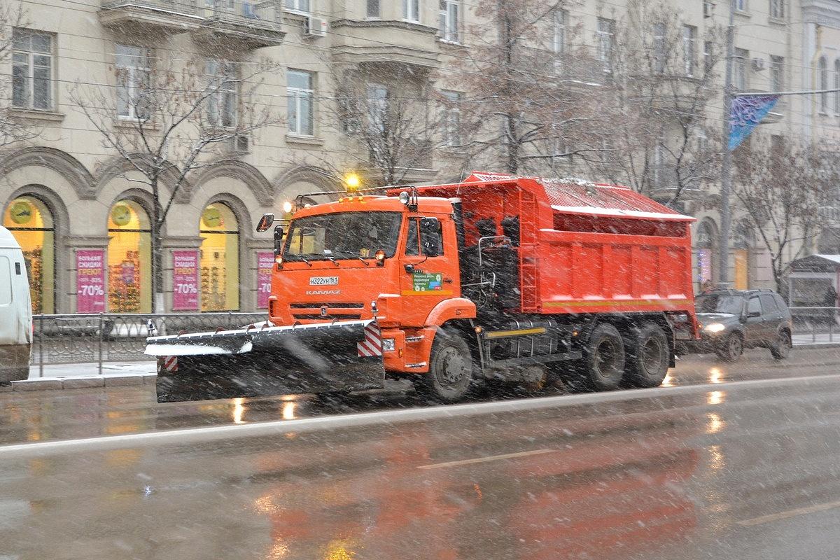 Переоборудование техники ЖКХ с летнего режима работы на зимний