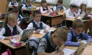 В областном центре школьников переведут на одну смену