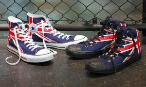 Стильная обувь бренда Converse