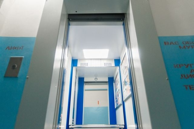 Более 30 лифтов в Амурской области будут заменены