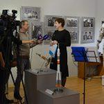 Выставка в честь дня рождения Юрия Гагарина