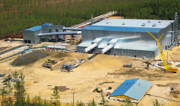 Развитие горно-металлургической промышленности в Амурской области