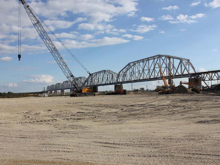 Проект строительства моста через Зею возобновлен