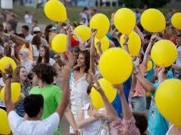Тындинская молодежь отмечает свой праздник