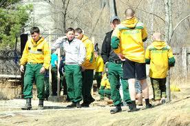 Парашютисты-десантники из Амура отправляются тушить пожары в Красноярский край