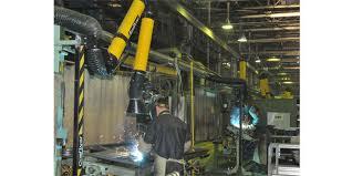 Причиной несчастного случая на заводе могла быть искра от сварки