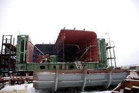 Несчастный случай на судостроительном заводе: дизельные генераторы не пострадали