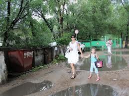 Дожди идут в Приамурье