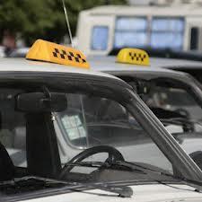 Грабеж в такси